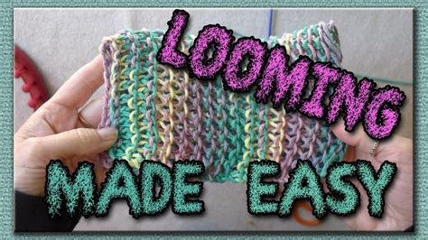loom knitting purl stitch learn the basic stitches for loom knitting purl and knit