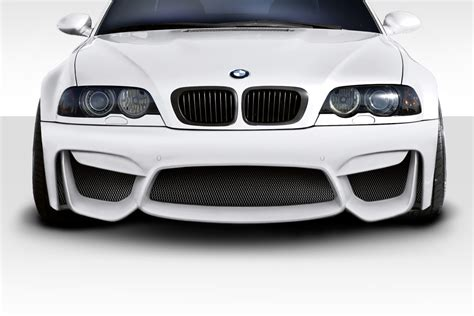 2006 Bmw 325i Front Bumper by Duraflex E46 M4 Look Front Bumper Kit 1 Pc For 3