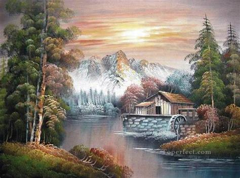 bob ross painting exles cheap freehand 06 bob ross landscape painting in