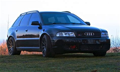 Audi Rs4 Wagon For Sale by Widened Wagon 2001 Audi S4 Avant Rs4 Spec German Cars