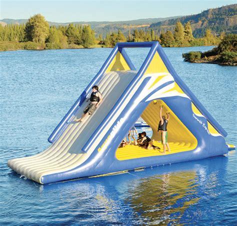 floating water jumbo floating water slide