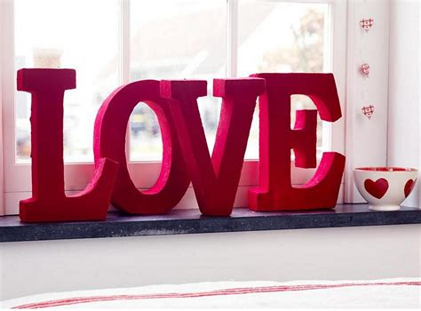 letras love decoracion originales letras love para decoraci 243 n de espacios todo