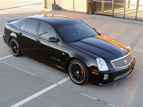 custom rubber sts handmade by kaczmanwwk s 2009 cadillac sts sts v sedan 4d in