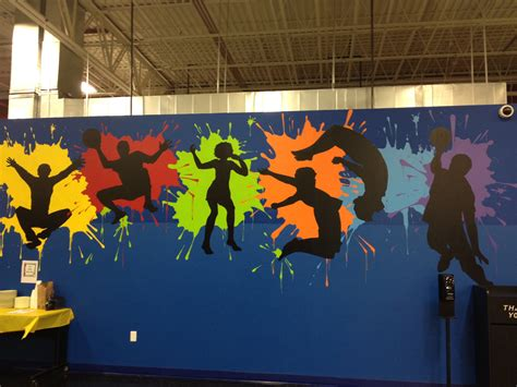 wall murals for schools really cool display murals