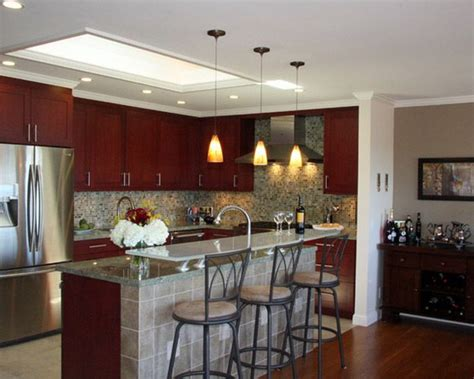 ceiling light kitchen recessed bedroom livingroom kitchen design different built