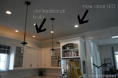 kitchens with recessed lighting brightest recessed lighting for kitchen cleverly inspired