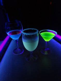 glow in the paint laundry detergent tide laundry detergent and a black light instant glow in