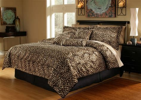 leopard print king comforter set 7 leopard animal kingdom bedding comforter set