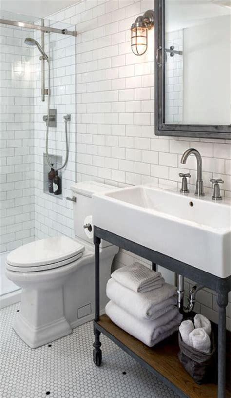 bathroom looks 32 trendy and chic industrial bathroom vanity ideas digsdigs