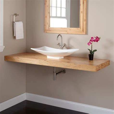 Bathroom Sink Ideas by 25 Best Ideas About Bamboo Bathroom On Zen