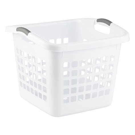 square laundry ultra square laundry basket the container store