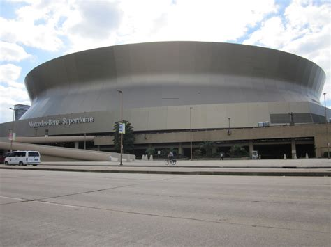 Where Is The Mercedes Superdome by Opinions On Mercedes Superdome