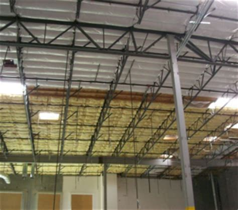 warehouse ceiling foil best way to insulate a warehouse best insulation for