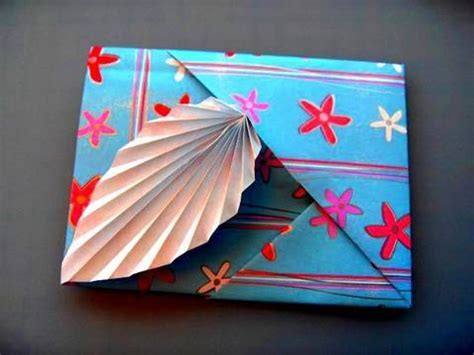 origami leaf card how to make an origami leaf card