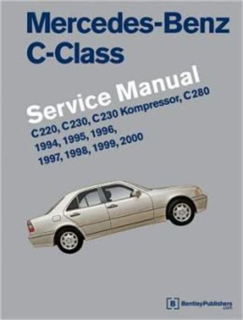 free car repair manuals 1997 mercedes benz c class user handbook mercedes benz c class w202 service manual c220 c230 c230 kompressor c280 1994 1995 1996
