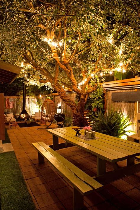 garden patio lighting great diy backyard lighting ideas diy and crafts home