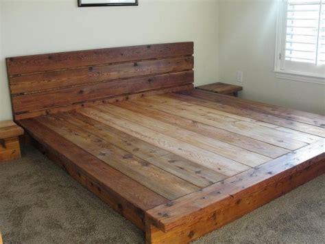 wood log bed frame cedar log bed frame plans image mag