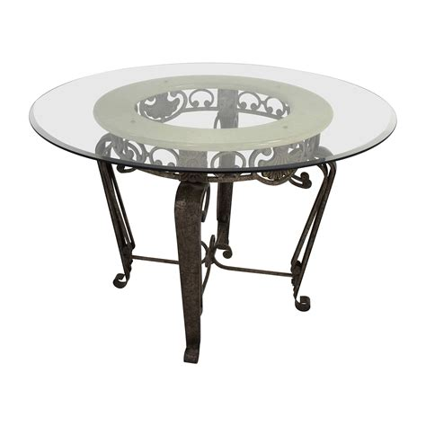 buy glass dining table buy glass top dining table 28 images buy glass top
