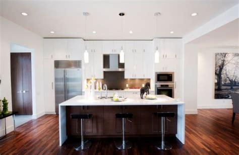 modern kitchen designs with island 15 modern kitchen island designs we