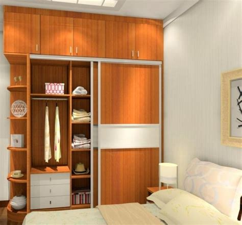designs of wardrobes in bedroom built in wardrobe designs for small bedroom images 08