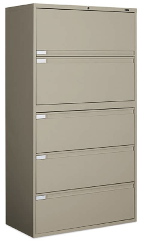 global lateral file cabinet global files 9336p 5f1h 5 drawer binder lateral file