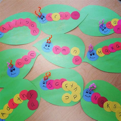 caterpillar crafts for caterpillar crafts insect study crafts