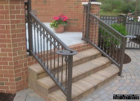 home depot interior stair railings wrought iron railings home depot interior exterior