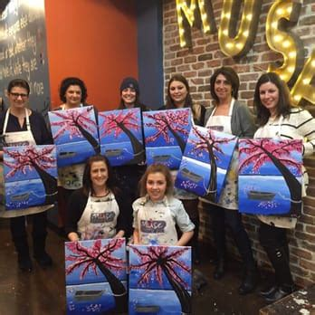 muse paint bar promo code white plains muse paintbar 56 photos 20 reviews paint sip 84