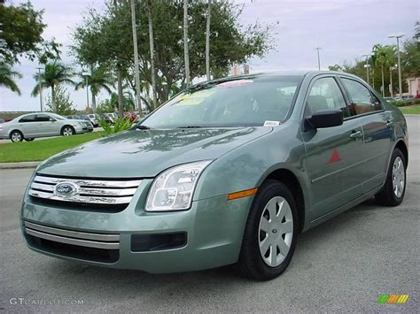 2006 Ford Fusion by 2006 Titanium Green Metallic Ford Fusion S 2084875 Photo