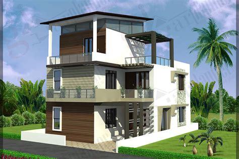 houses design plans triplex house plans ghar planner