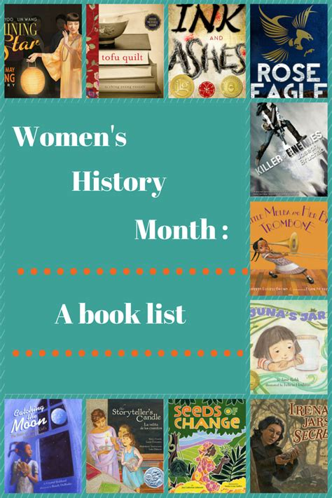 picture book month s history month a book list low
