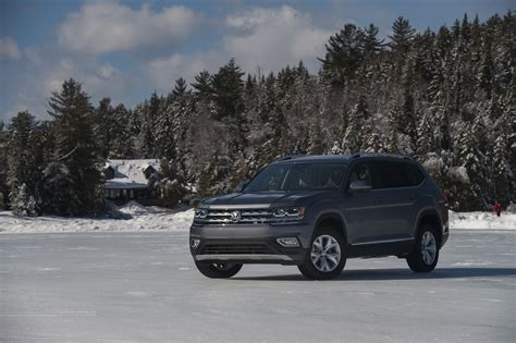 Vw Atlas Review by 2018 Volkswagen Atlas Review Autoguide News