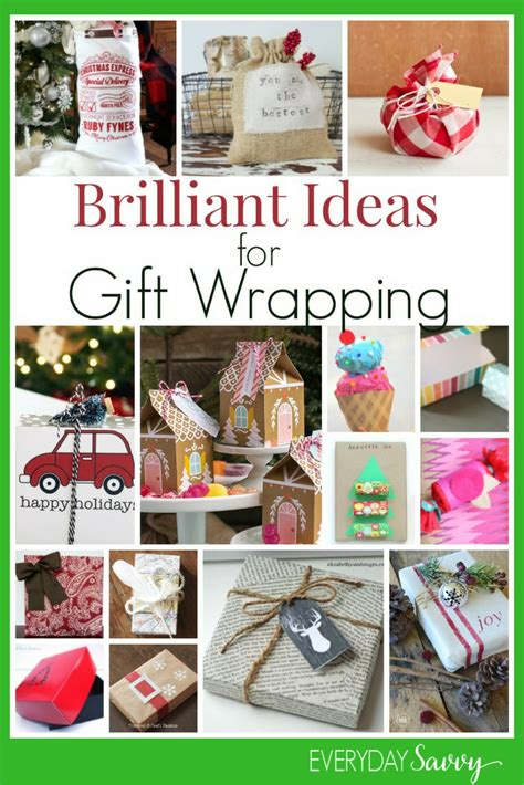 gift wrapping ideas for unique ideas