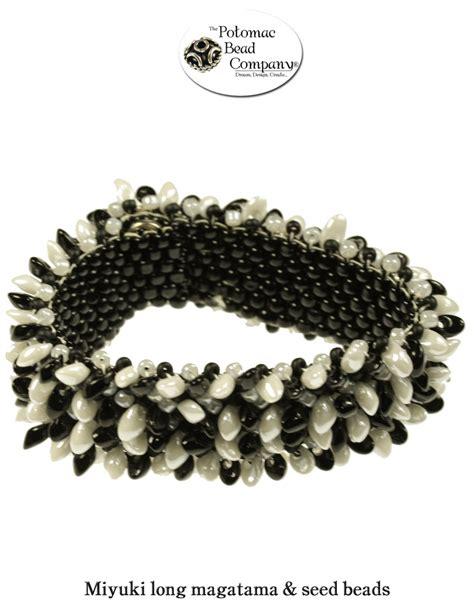 potomac bead co maga scale bracelet from the potomac bead company http