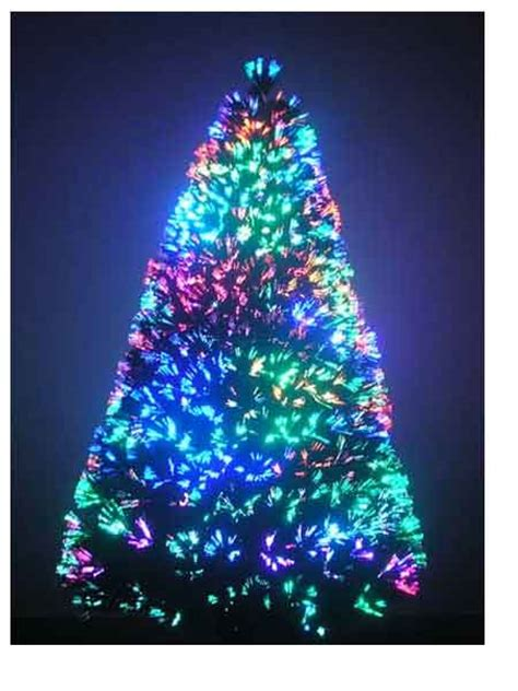 fiber optic tree 5ft 5ft fiber optic tree