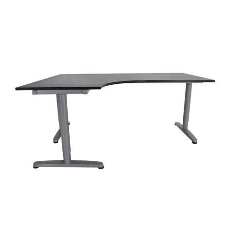 second corner desk 85 ikea galant corner desk tables