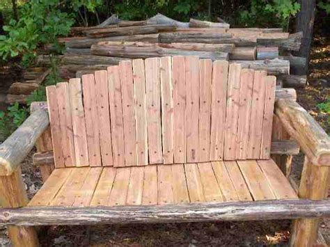 rustic woodworking ideas woodwork rustic cedar bench plans pdf plans