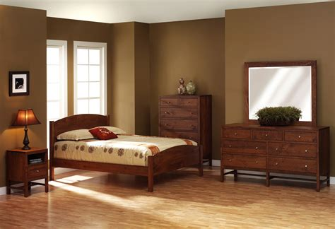 Shaker Bedroom Furniture Lynwood Collection Shaker Style Eclipse Bedroom Set Amish