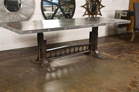 metal table for kitchen metal table for kitchen 28 images hartleys large