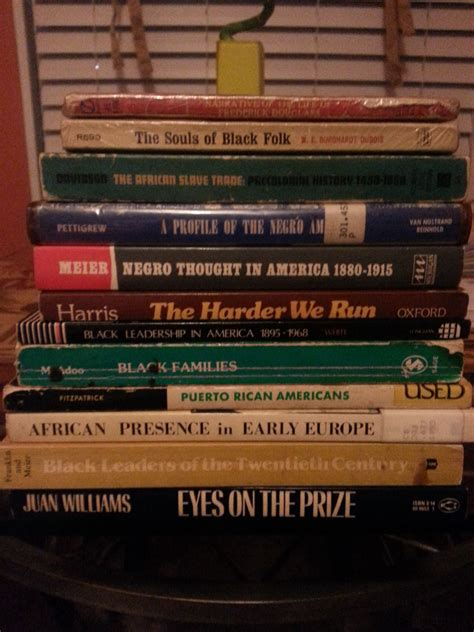 black history picture books top 15 american must read books for black history