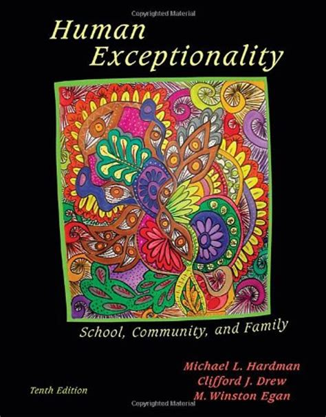 human exceptionality school community and family read human exceptionality school community