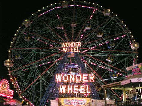 how to create a good flyer wonder wheel denos wonder wheel amusement park in new