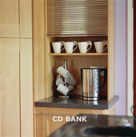 roll up door cabinet appliance garage with avsikt roll up door to left of
