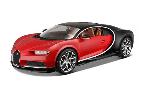 Bugatti Chiron Model Car by Bburago 1 18 Bugatti Chiron Diecast Model Car 18 11040r