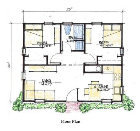 small house plans 500 sq ft two bedroom 500 sq ft house plans search cabin