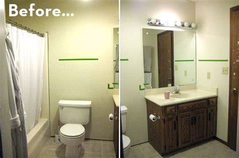 Complete Bathroom Makeovers by Complete Master Bath Makeover For 500