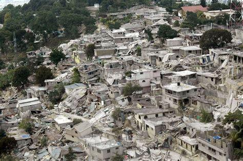 haiti quake worst disaster facing un radio netherlands worldwide