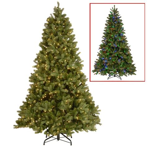 10 ft trees artificial national tree company 10 ft downswept douglas fir