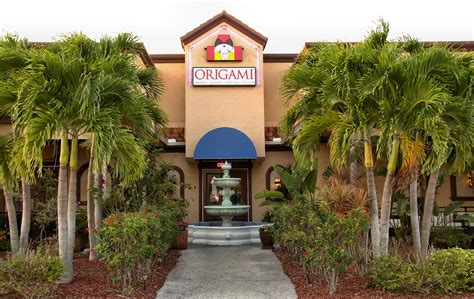 origami fort myers southwest florida forks dinner at origami