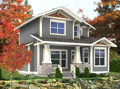 houses for narrow lots craftsman style narrow lot house plans craftsman style decorating 30 wide house plans